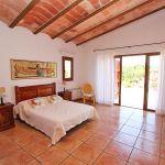 Ferienhaus Mallorca MA5208 Doppelbett im Anbau