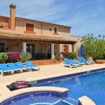 Ferienhaus Mallorca MA5208 Pool mit Whirlpool