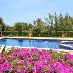 Ferienhaus Mallorca MA5208 mit Blick auf den Pool