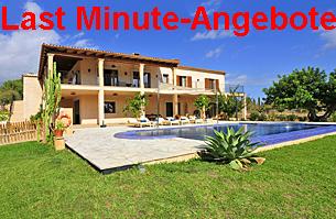 Ferienhaus Mallorca mit Pool 5470