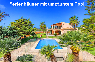 Ferienhaus Mallorca mit umzäuntem Pool MA3941