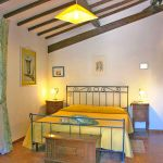 Ferienhaus Toskana TOH435 Doppelbettzimmer