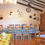 Ferienhaus Toskana TOH435 Esszimmer