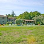 Ferienhaus Toskana TOH435 Garten