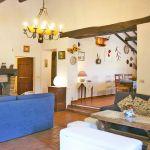 Ferienhaus Toskana TOH435 Wohnbereich