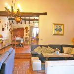 Ferienhaus Toskana TOH435 Wohnraum