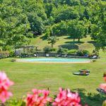 Ferienhaus Toskana TOH745 Garten mit Pool