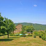 Ferienhaus Toskana TOH745 Gartengrundstück