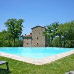 Ferienhaus Toskana TOH745 Swimmingpool mit Liege