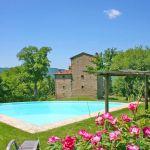 Ferienhaus Toskana TOH745 mit Pool