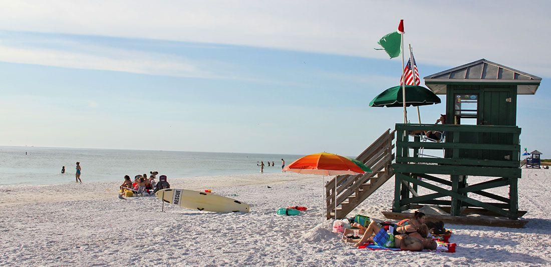 Florida Strand Siesta Key