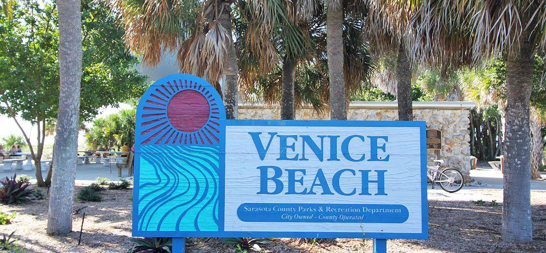 Venice Beach in Florida