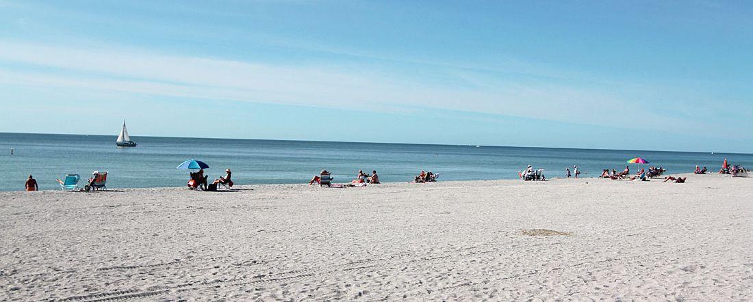 Florida Strand Venice Beach