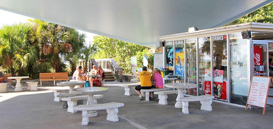 Strand-Shop am Venice Beach