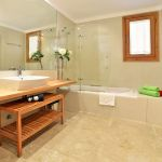 Villa Mallorca MA4292 Bad mit Wanne