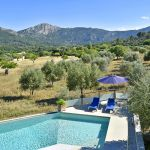 Villa Mallorca MA4292 mit Ausblick