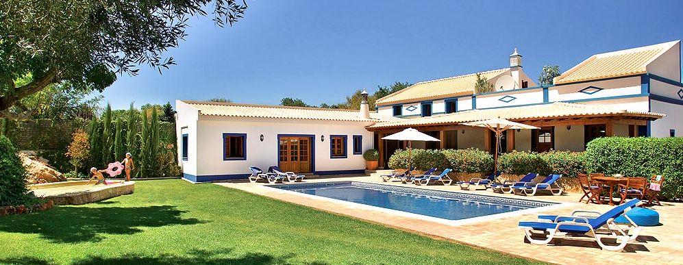 Ferienhaus Algarve mit Internet