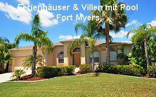 Ferienhäuser und Villen Fort Myers