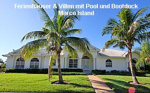Ferienhäuser und Villen Marco Island