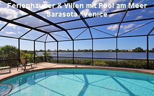 Ferienhäuser und Villen Sarasota - Venice
