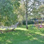 Ferienhaus Toskana TOH350 Garten mit Schaukeln