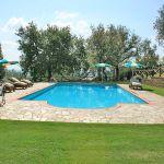 Ferienhaus Toskana TOH350 Pool