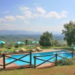 Ferienhaus Toskana TOH350 Swimmingpool im Garten