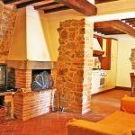 Ferienhaus Toskana TOH350 Wohnbereich