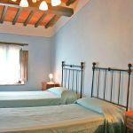Ferienhaus Toskana TOH350 Zweibettzimmer