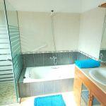 Costa Brava Ferienhaus CBV3177 Bad mit Wanne