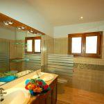 Costa Brava Ferienhaus CBV3177 Badezimmer