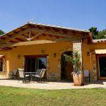 Costa Brava Ferienhaus CBV3177 Grundstück mit Haus