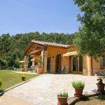 Costa Brava Ferienhaus CBV3177 Zufahrt zum Haus
