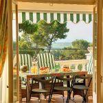 Ferienhaus Costa Brava CBV33232 Blick auf die Terrasse