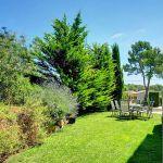 Ferienhaus Costa Brava CBV33232 Garten mit Rasen