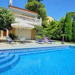 Ferienhaus Costa Brava CBV33232 Swimmingpool mit Treppe