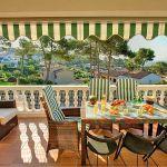 Ferienhaus Costa Brava CBV33232 Terrasse mit Sonnenschutz