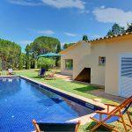 Ferienhaus Costa Brava mit Pool CBV3179