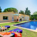 Ferienhaus Costa Brava mit Pool CBV3179 Grundstück mit Pool