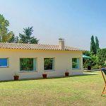Ferienhaus Costa Brava mit Pool CBV3179 Liegen im Garten