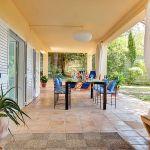 Ferienhaus Costa Brava mit Pool CBV3179 Terrasse mit Gartenmöbel
