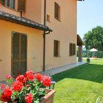 Ferienhaus Toskana TOH576 Garten mit Blumen
