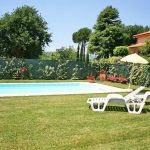 Ferienhaus Toskana TOH576 Garten mit Pool