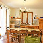 Ferienhaus Toskana TOH576 Küche mit Esstisch