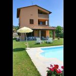 Ferienhaus Toskana TOH576 Poolbereich