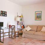 Ferienhaus Toskana TOH576 Sitzecke mit Schreibtisch