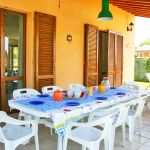 Ferienhaus Toskana TOH576 Terrasse mit Esstisch
