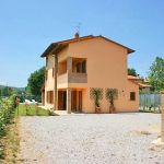 Ferienhaus Toskana TOH576 Zufahrt zum Haus