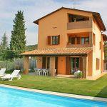 Ferienhaus Toskana mit Pool TOH576