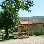 Ferienhaus Toskana mit Pool und Hund TOH380 Parkmöglichkeit am Haus